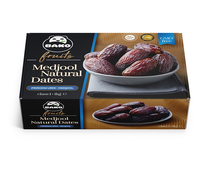 BAKO Fruits Medjool Natural Dates