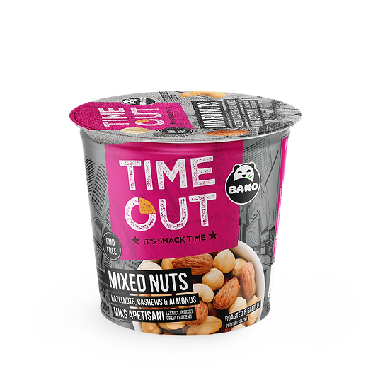 Time Out Mixed Nuts
