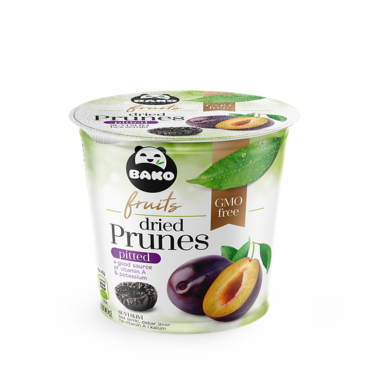 BAKO Fruits Dried Prunes pitted
