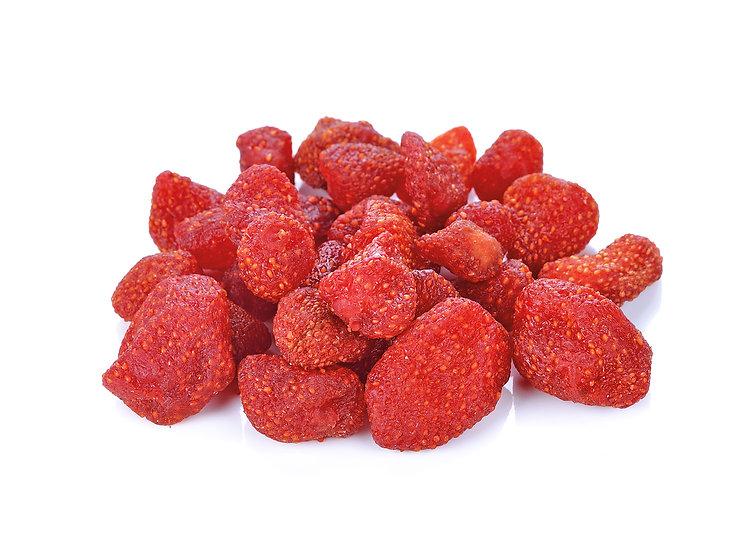 Strawberry dried