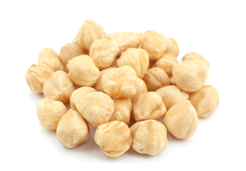 Roasted salted hazelnuts