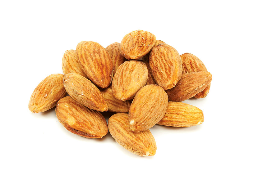 Roasted almonds extra