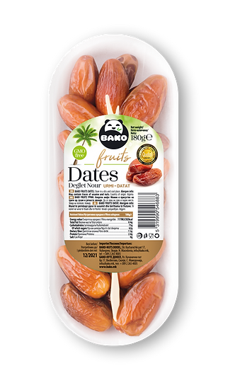 BAKO Fruits Deglet Nour Dates