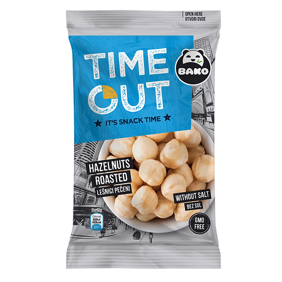 Time Out Hazelnuts