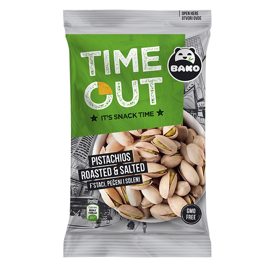 Time Out Pistachios