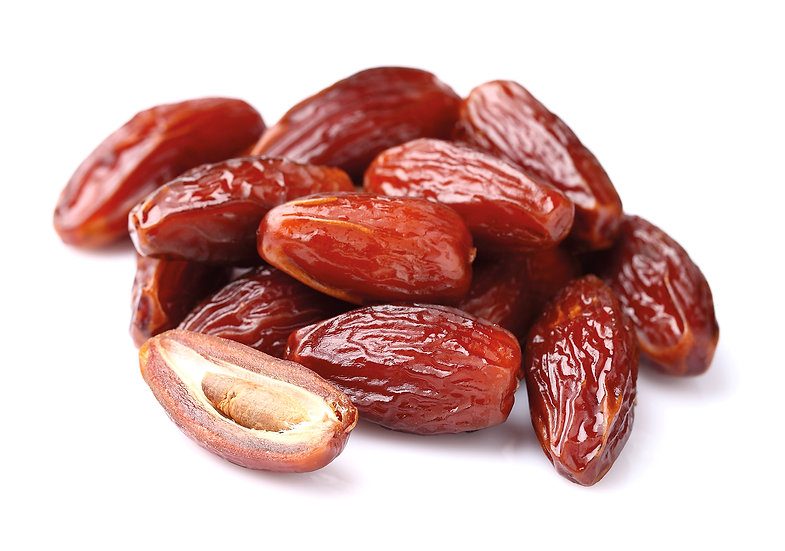 Dates deglet nour pitted
