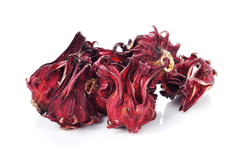 Hibiscus dried
