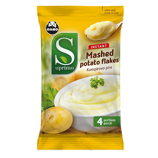 Suprimo Instant Mashed Potato Flakes