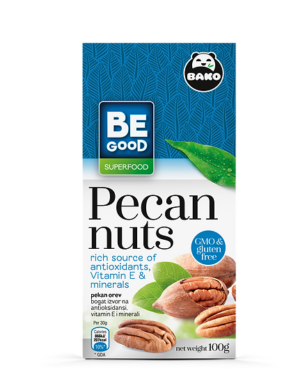 Be Good Superfood Pecan Nuts