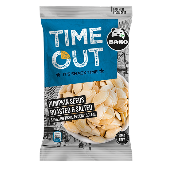 Time Out Pumpkin Seeds