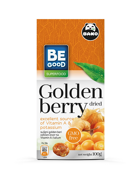 Be Good Superfood Golden Berry dried