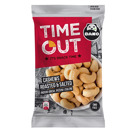 Time Out Cashews