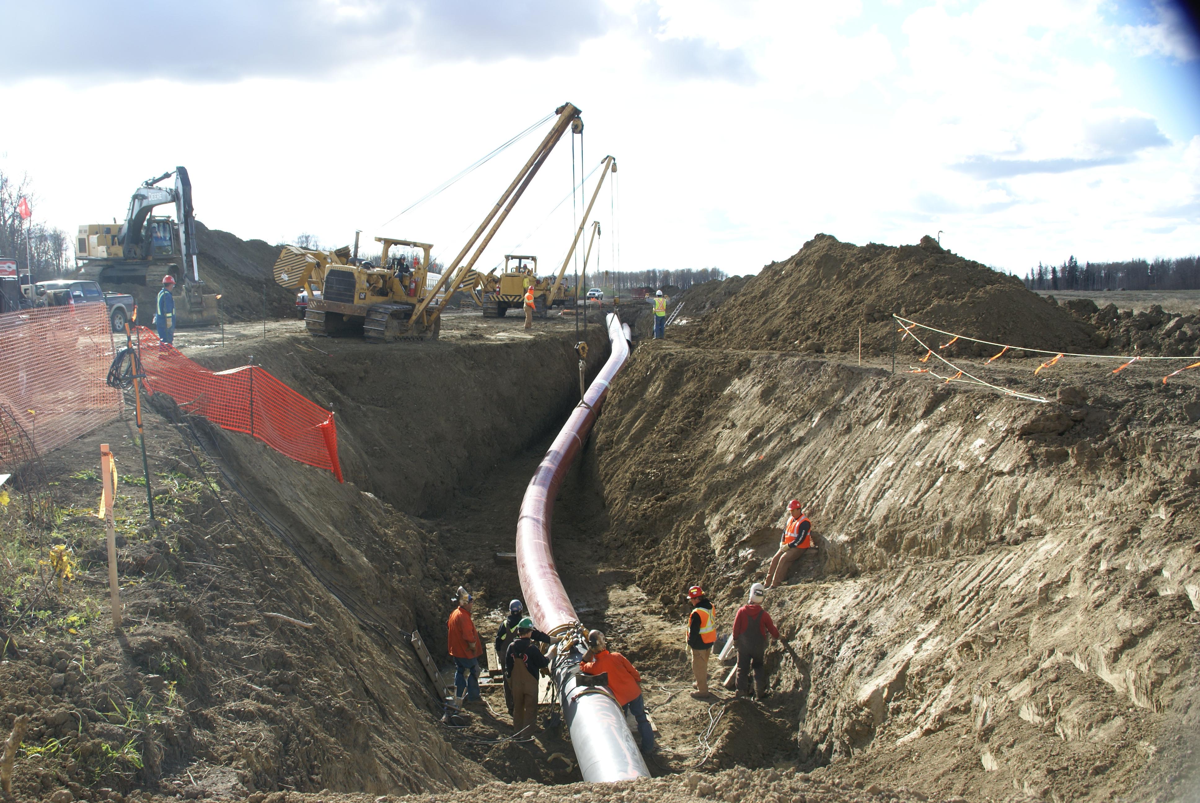 Waschuk Pipe Line