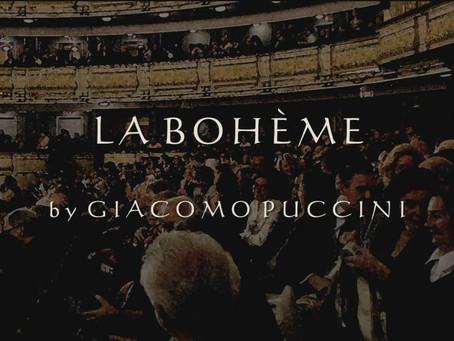 Кастинг на исполнение заглавных партий в опереПуччини -«Богема»