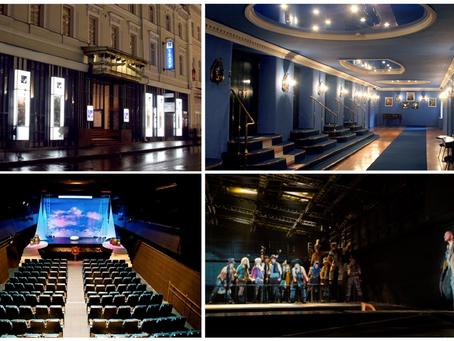 Премьеры спектаклей Летней оперно-симфонической лаборатории New Opera World 2017 пройдут в знаменито