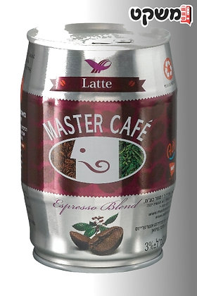 Master cafe - מגוון טעמי קפה בפחית