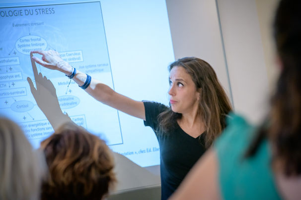 Celia Mores DR en neurosciences au sémin
