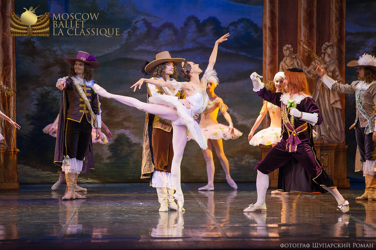 SLEEPING BEAUTY Ballet LaClassique