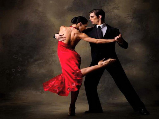 ARGENTINE TANGO: A feeling to be danced.