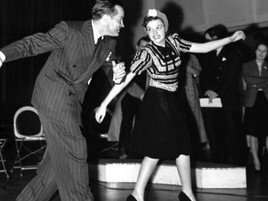 DANCE IN THE TIME OF CORONAVIRUS, THE GREAT DEPRESSION AND WWII
