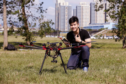 Hexacopter with me!
