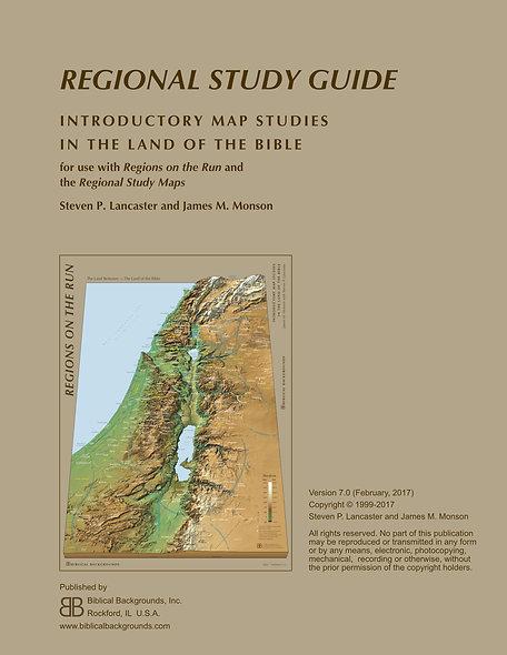 Regional Study Guide