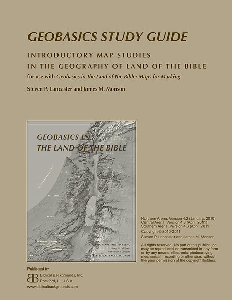 Geobasics Study Guide