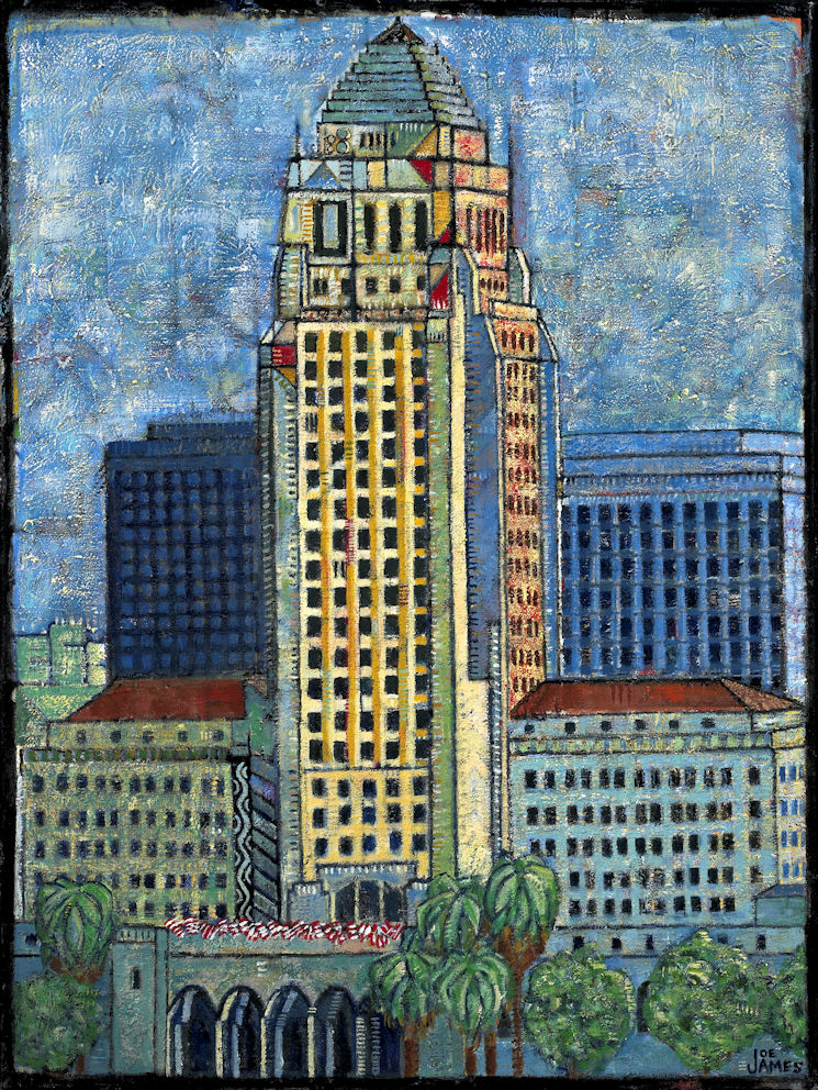 City Hall, Los Angeles