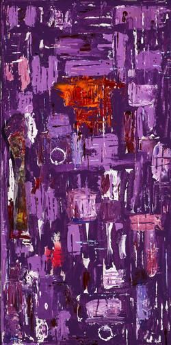 Purple Fire