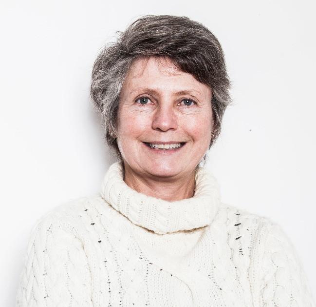 Lorraine Steyn, founder of KRS