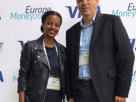 MONEY 2020 Copenhagen: Samir Lamrissi, Executive Vice President of Strategy at HPS Group