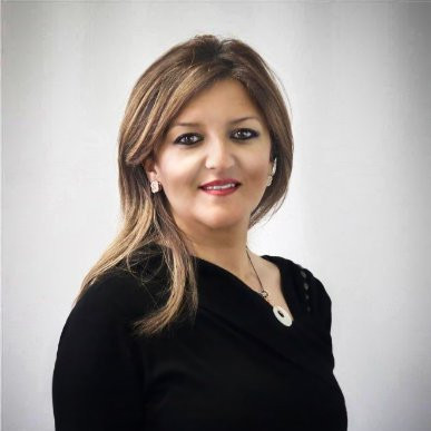 Lamiae Benmakhlouf, the Director-General of the Moroccan Information Technopark Company