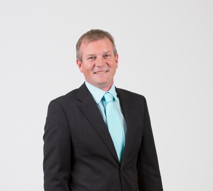 Patrick Ashton, CEO Cirrus