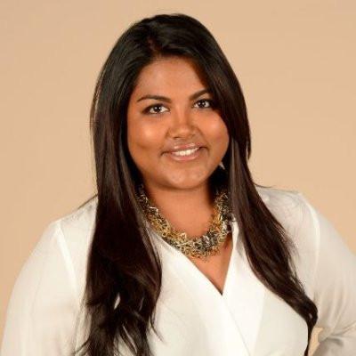 Suhaifa Naidoo, the convener of Girl Geek Dinners Cape Town