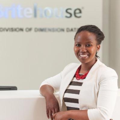 Zimkhita Buwa, Regional Manager at Britehouse