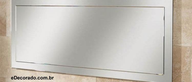 Espelho IBIS 120 x 50cm - Cód. 000022