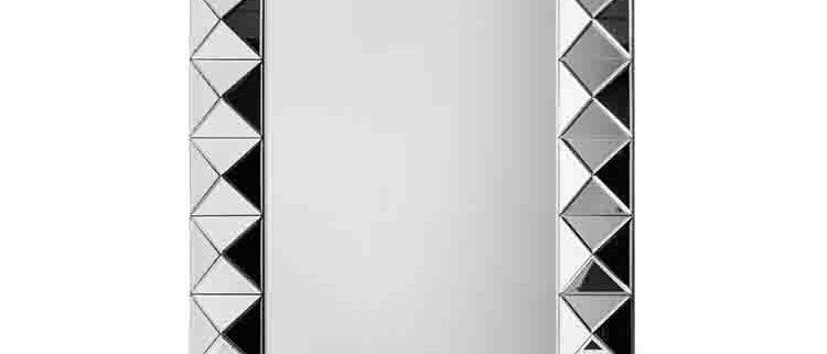 Espelho OMEGA SQUARE 100 x 70cm. Cód. 000070