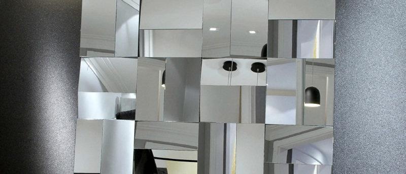 Espelho Mosaico RECT 80 x 100cm. Cód. 000094