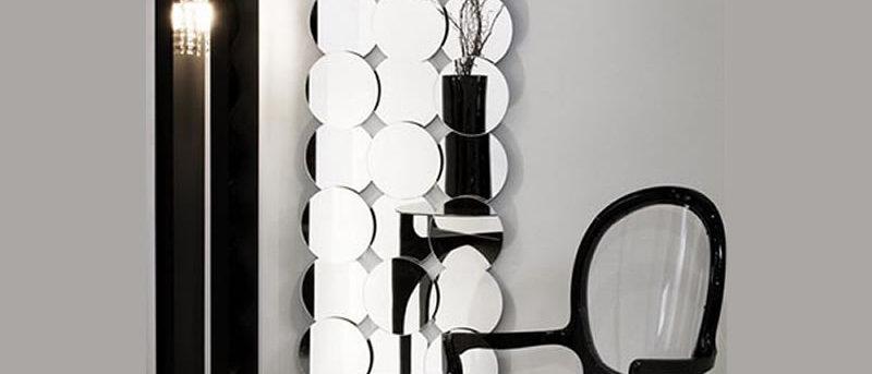 Espelho CIRCLES 40 x 120cm. Cód. 000101