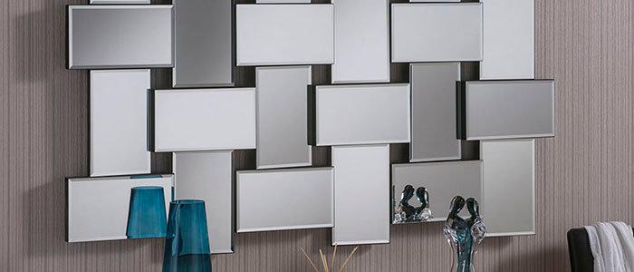 Espelho TRANÇADO V2 70 x 100cm. Cód. 000079