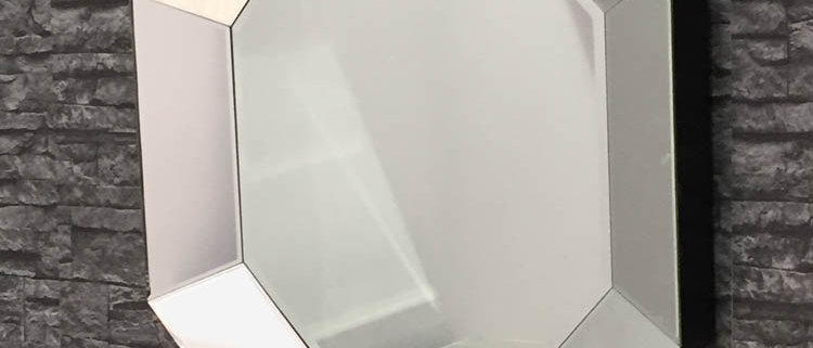 Espelho PRECIOSA 80 x 80cm. Cód. 000082