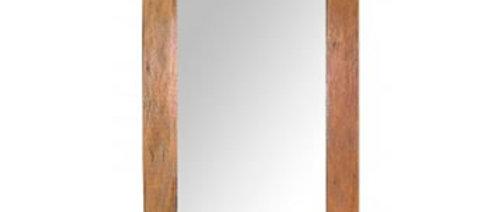 Espelho Madeira de Demolição V2 140  x 60cm- Cód. 000003