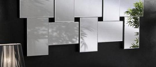 Espelho TRANÇADO V4 140 x 70cm. Cód. 000074