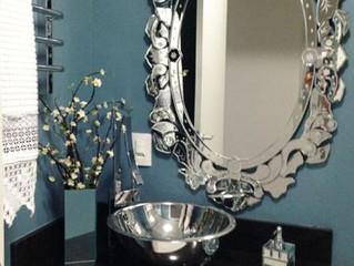 Ideias de Decoração com Espelho