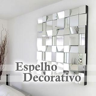 Edecorado Espelho Decorativo em São Bernardo do Campo