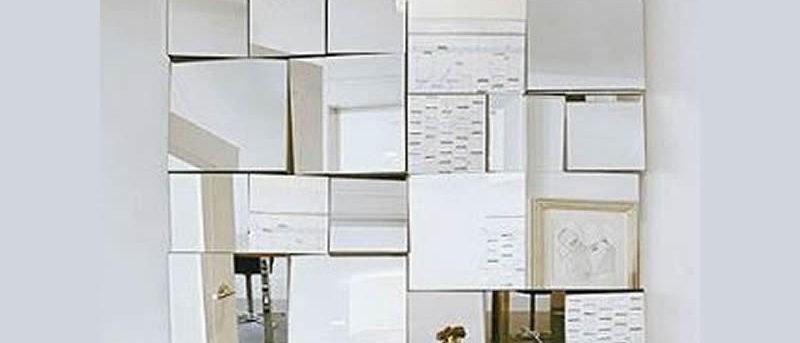 Espelho Mosaico CLASSIC V1 100 x 100cm. Cód. 000087