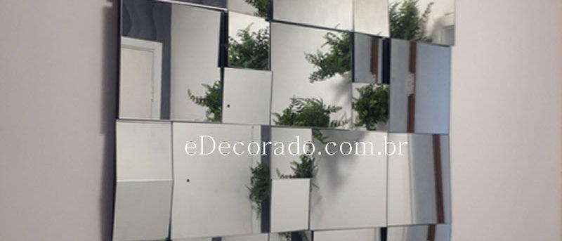 Espelho Mosaico CLASSIC V2 100 x 100cm. Cód. 000086