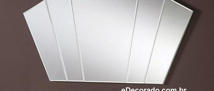 Espelho Classico VINTAGE 70 x 50cm. Cód. 000029