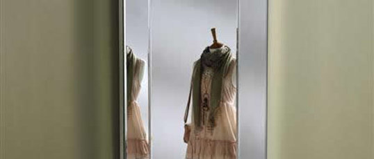 Espelho Modelo Quadro 80 x 40cm - Cód. 000023