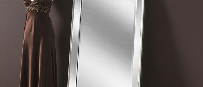 Espelho Ret. estilo quadro modelo Classico ART 160 x 60cm. Cód. 000031